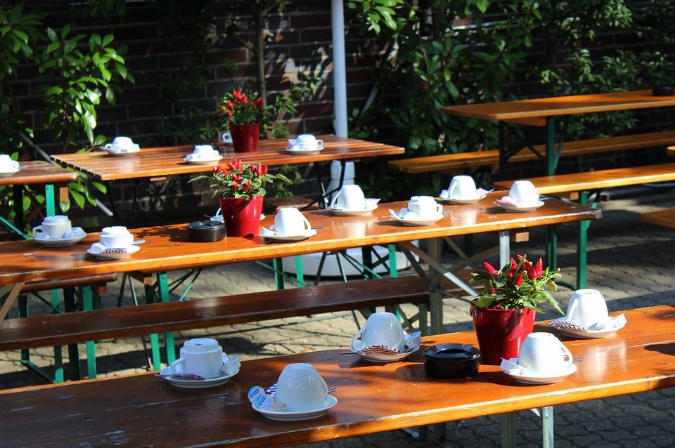 שולחן מסעדה