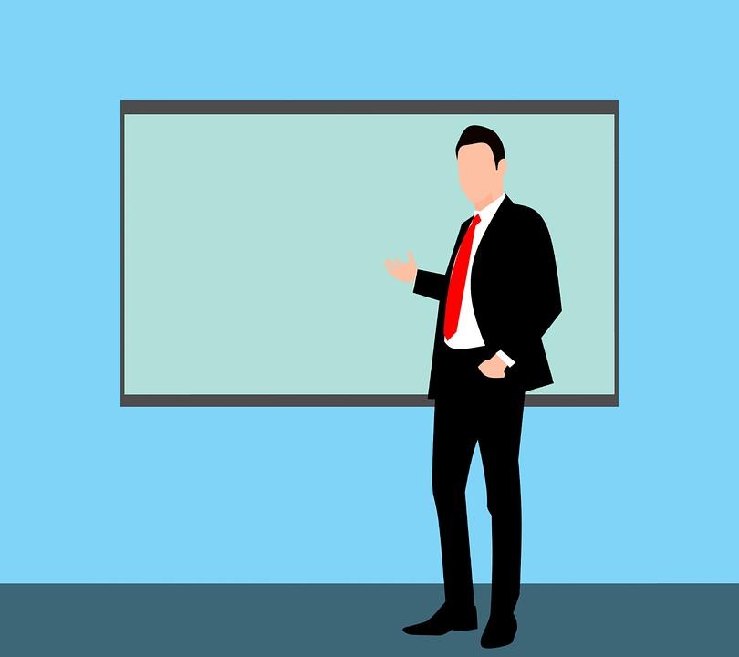 מורה לקורס עסקים